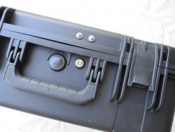 BMW R1200GSW 40L top case