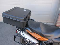 V-Strom DL650 Adventure 40L top case