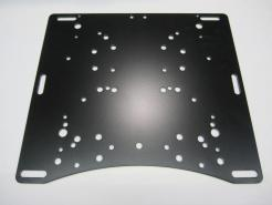 caribou motorcycle cargo plate