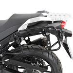 v-strom DL650 side luggage racks