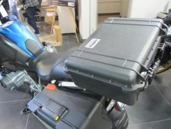 bmw r1250GS pelican top case
