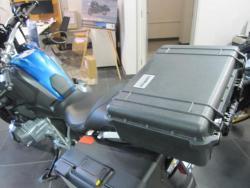 bmw R1250gs pelican top case