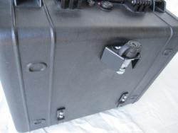 BMW F750GS top case