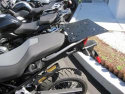 bmw f850gs tail rack