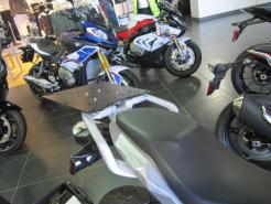 bmw g310gs tail rack