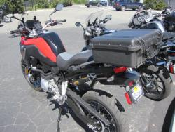 bmw f750gs pelican top case