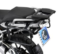 BMW R1200GSW side luggage
