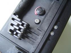 KLR 650 top case
