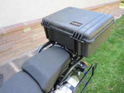 Yamaha Super Tenere top case