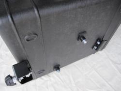 Honda NC700X luggage